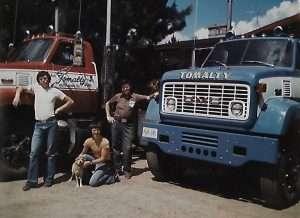 Ken Tomalty Trucking